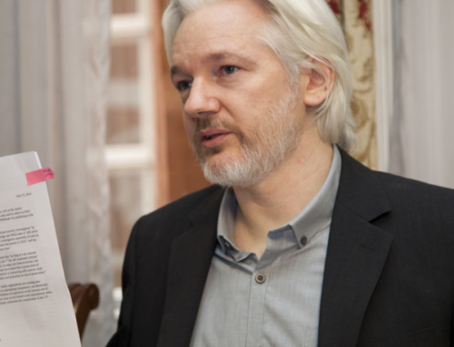Liberdade para Assange