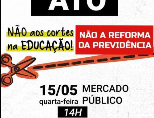 Ato Nacional pela Educação – Pelotas