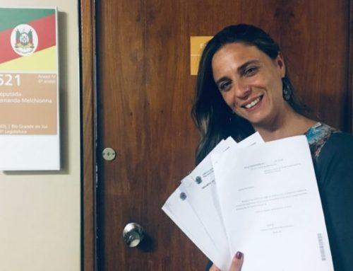 Fernanda Melchionna propõe PEC para proibir contingenciamento na Educação