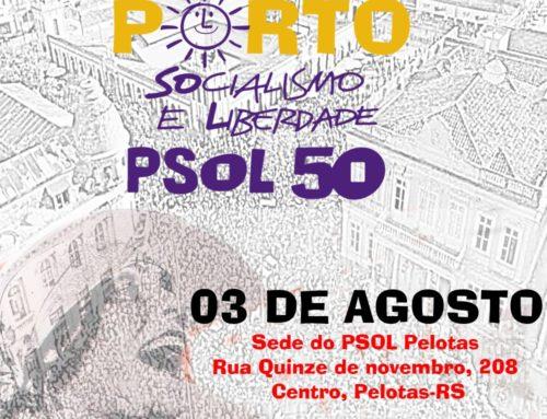 Núcleo PSOL bairro Porto retoma as atividades
