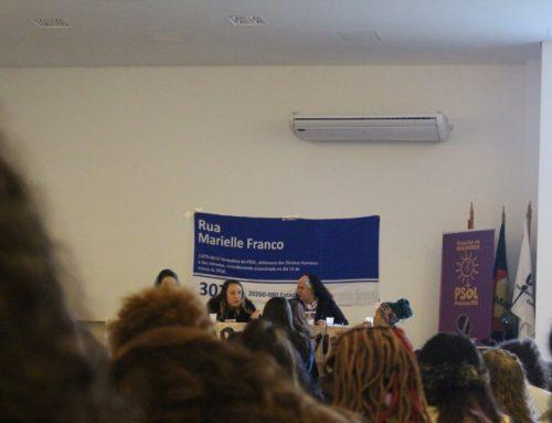 Encontro Estadual de Mulheres do PSOL/RS reúne centenas de companheiras em Porto Alegre